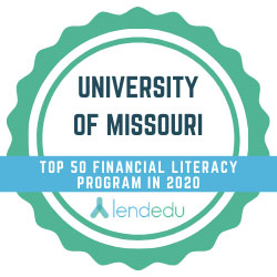 MU - Top 50 Financial Literacy Proram 2020 by lendedu