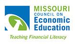 Missouri Council on Economic Education logo