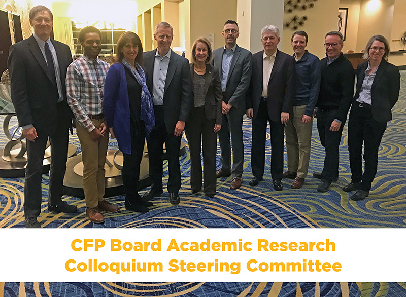 CFP Board Academic Research Colloquium Steering Committee