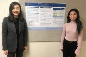 Dr. Fan and Yaqi Fang